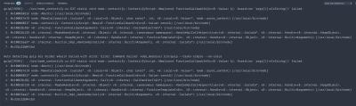 Gulp build error
