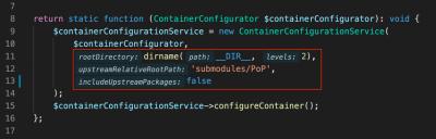 Inline Parameters VSCode extension
