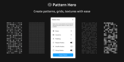 Pattern Hero