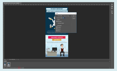 How to create Short Frame Animation