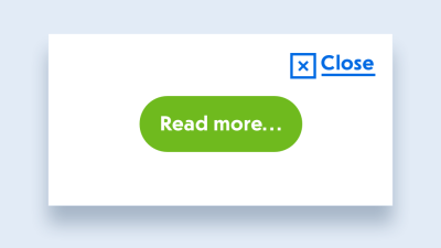 Button-like link and link-like button
