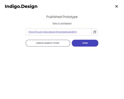 Indigo.Design cloud link