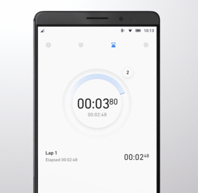 Design concept of EMUI 5 interface