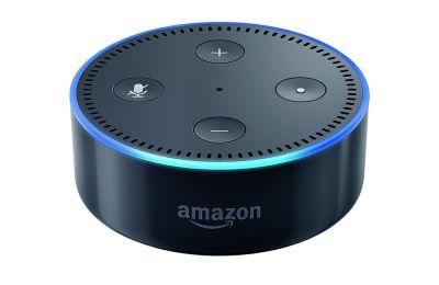 Amazon Echo Dot is a screen-less device.