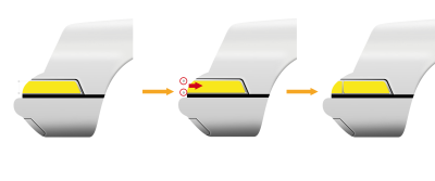 Screenshot of the steps described in the previous paragraph of the tutorial.