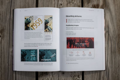 Images have an enormous impact on how our customers perceive our designs. Chapter 8 covers grids and how you can use them for more than merely aligning content to the edges of columns.