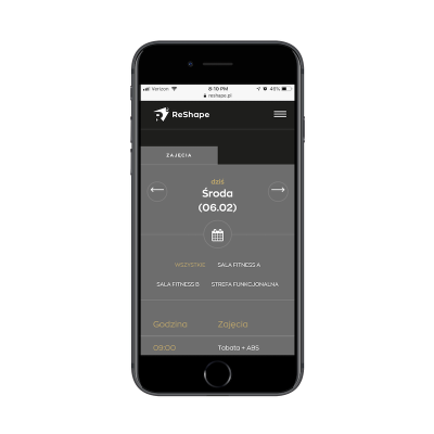 ReShape mobile scheduling