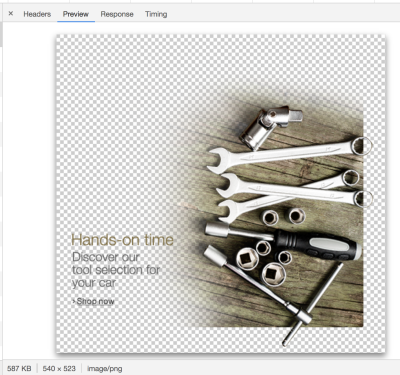 image of spanners with overlaid text: Hands-on time. Discover our tool selection for your car