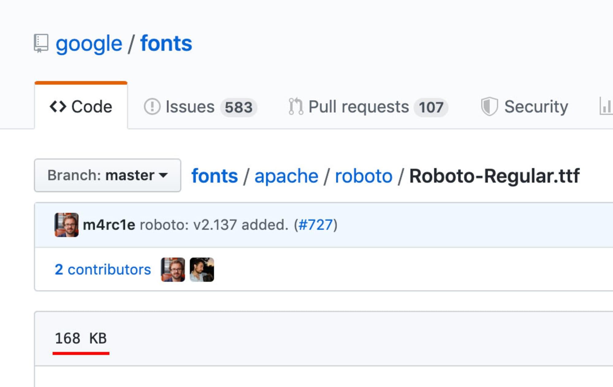 Optimizing Google Fonts Performance - Smashing Magazine [en] @smashingmag