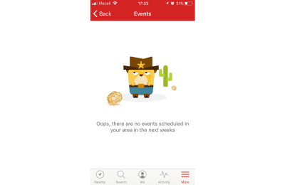 Mascots in UI: Yelp