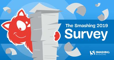The Smashing Survey 2019