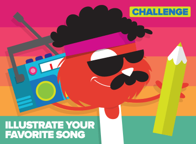 We've got a new challenge for you, and there's a smashing prize waiting for one lucky winner!