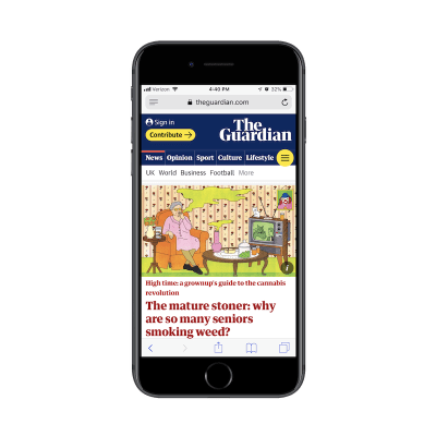The Guardian featured image