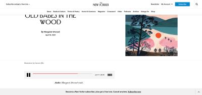 وب سایت نیویورکر
