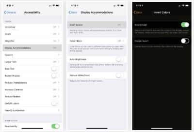 Gadget Hacks iPhone 'Dark Mode' hack