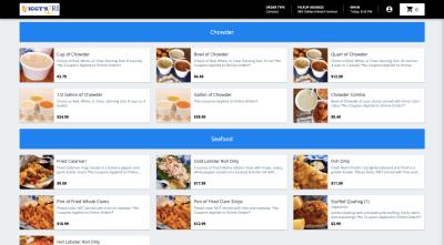 IGGY'S online ordering portal