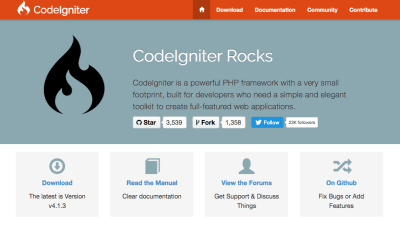 A lightweight, simple, and powerful PHP boilerplate