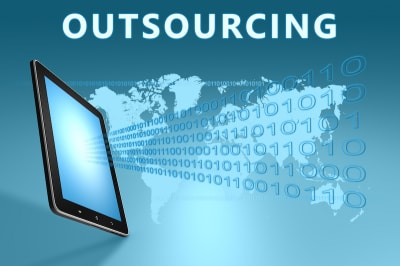 Outsourcing to software vendors
