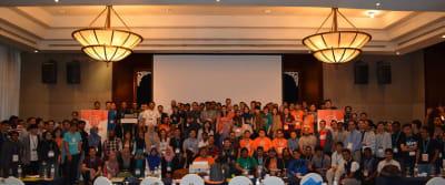 Attendees at WordCamp Kuala Lumpur 2017