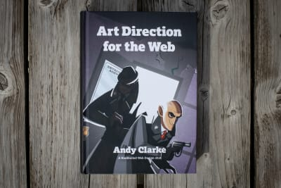 Art Direction for the Web front cover