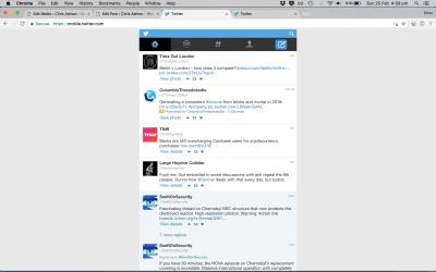 Twitter redirect site