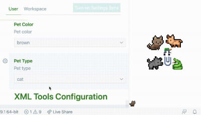 Pets For Your VS Code