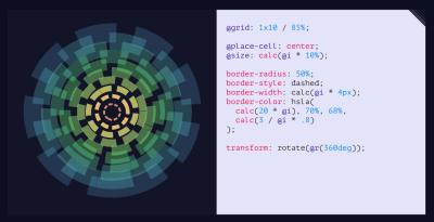 CSS Doodles Generator