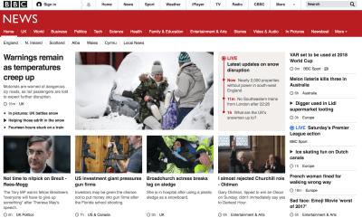 BBC with JavaScript