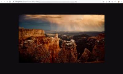 ImageKit endpoint image resizing
