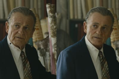 The Irishman CGI touchup Joe Pesci
