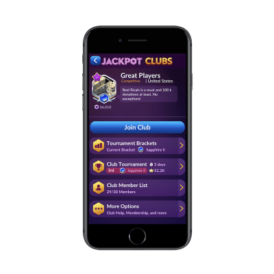 Jackpot Magic Slots club funding