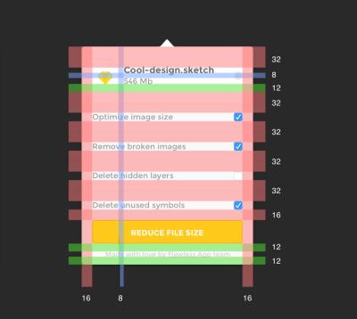 4-pixel guides