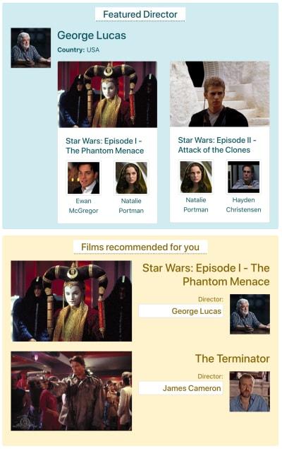 Next-generation IMDB