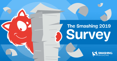The Smashing Survey 2019