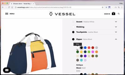 Vessel Bags
