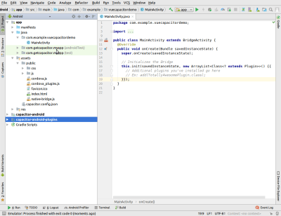 Android Studio project