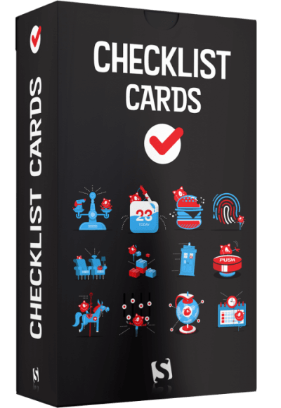 Interface Design Checklists (PDF)