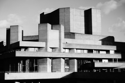The Royal National Theatre in London