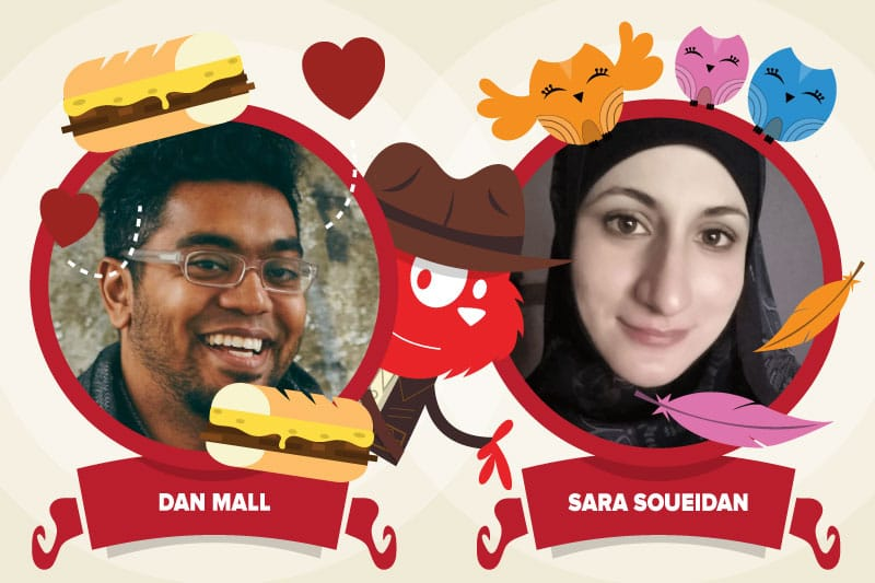 Dan Mall and Sara Soueidan are some of the wonderful speakers we are glad to be having in New York