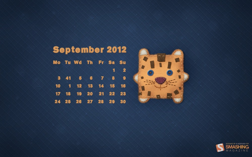Smashing Desktop Wallpaper - September 2012