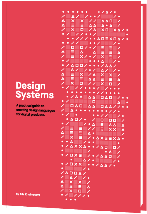 Design Systems, a new Smashing book