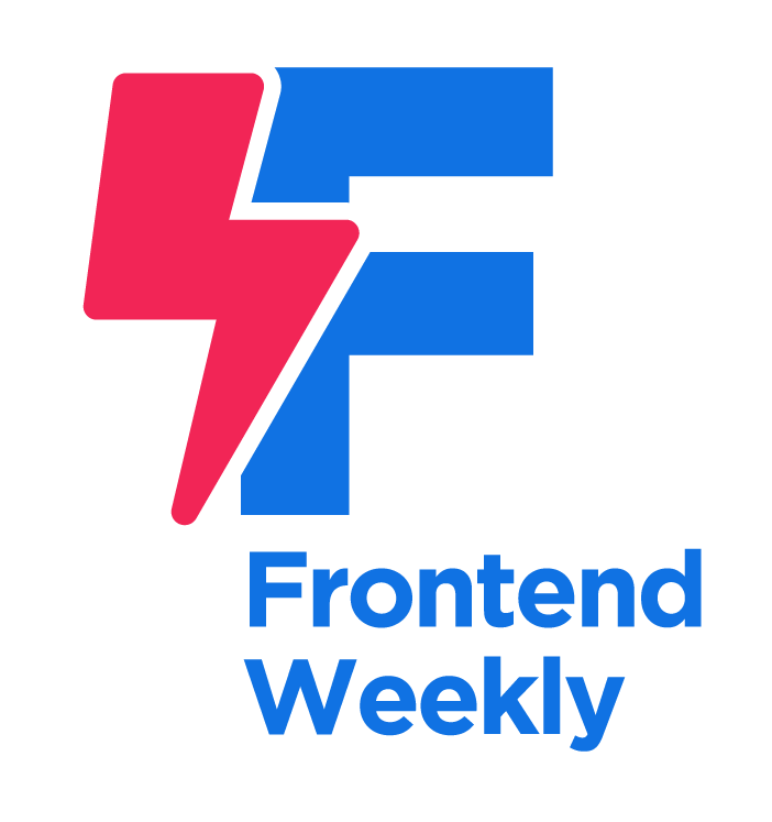 Front-end Weekly