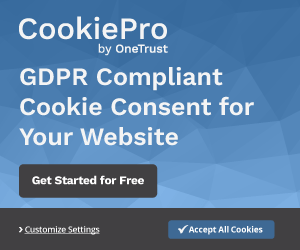 Cookie Pro by OneTrust. GDPR compliant cookie consent for your website.