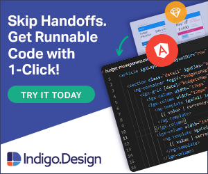 Skip Handoffs. Get Runnable Code with 1-Click!