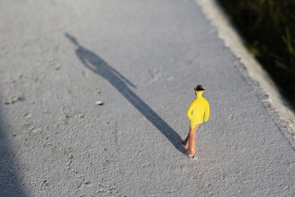Dialog mit meinem Schatten