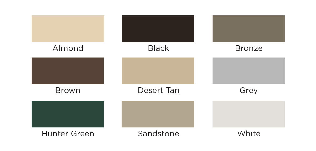 Garage Door Colors