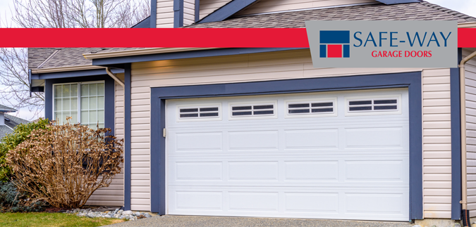 safe way garage doors