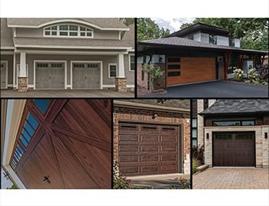 New Garage Door Installations