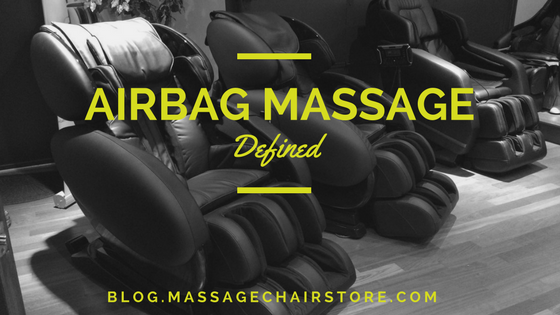 Airbag Massage Therapy Defined