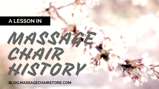 A Lesson in Massage Chair History